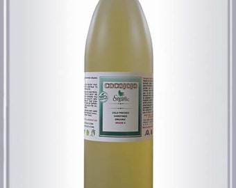 Broccoli Seed Oil 100% Pure Organic Unrefined