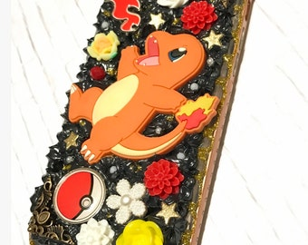 Charzard iPhone 6 or 6s Pokémon decoden phone case ready to ship!
