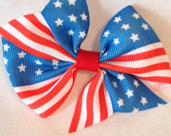Pinwheel Hairbows/Grosgrain Ribbon/Baby Hairbows/Girls Hairbows