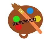 RESERVED FOR EVAN