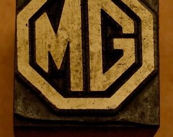 MG Printer's Block