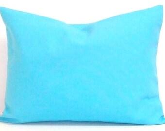 blue pillow sale12x18