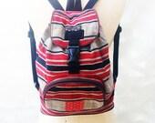Handmade Tribal Medium Rucksack