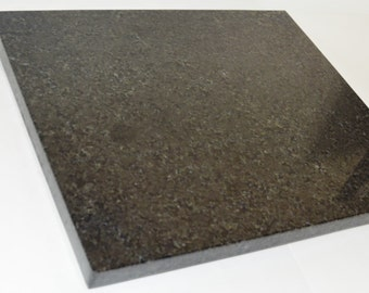 Absolute Black Granite Cutting Board -  Cold-stone - Cheeseboard - Serving Tray