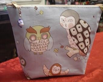 Alexander Henry owls clutch