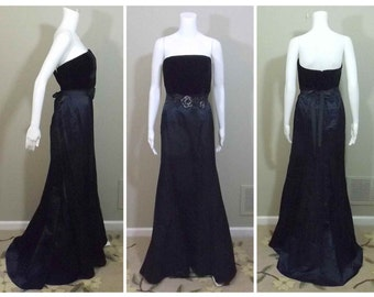 VERA WANG Lavender Label Evening Gown Size 8