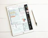 Daily Page iPad Pro Digital File