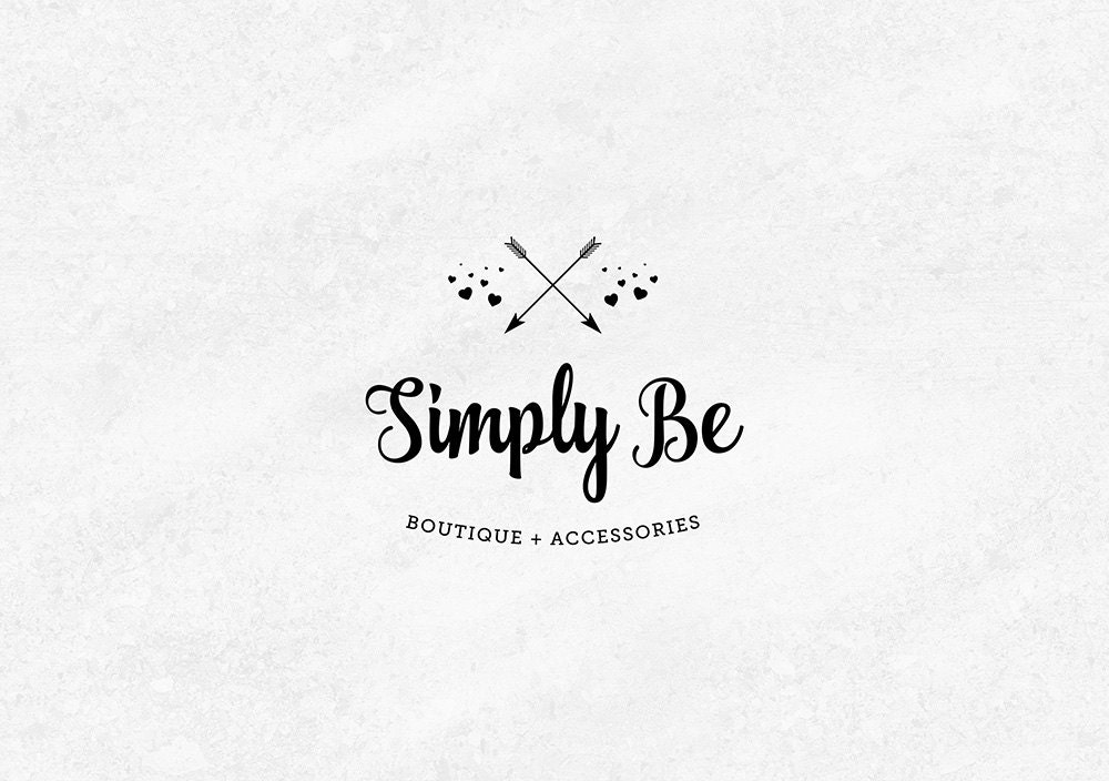 Premade Logo Package, Gold Logo, Business Logo, Premade Logo ...