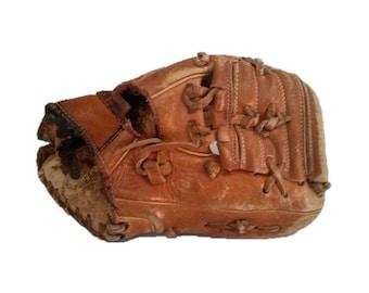 "Vintage 1960's General Pro Model ""The Most Valuable Player"" Baseball Glove - Trademark Tokyo Japan - Model S-50000 - Collectors Glove"