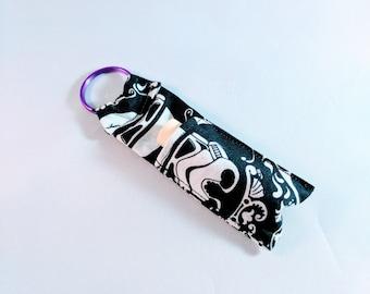 Chapstick Holder - Lip Balm Holder - Lipstick Holder- Lipstick Cozy without chapstick
