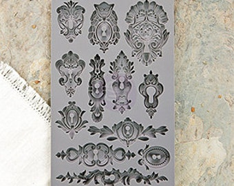 Prima Marketing - Iron Orchid Designs - Iod Vintage Art Decor Moulds – Keyholes