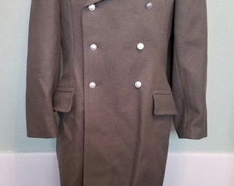 East German overcoat