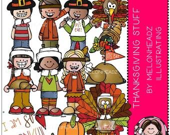 Thanksgiving Stuff clip art