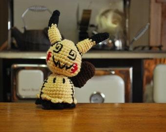 Crochet Chibi Mimikyu