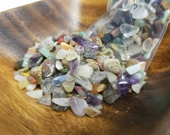 Gemstone Mix Mini Chips