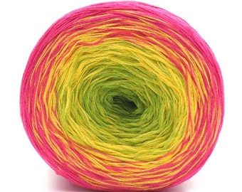 Transitions 3-Ply Laceweight Cotton Acrylic Shawl Yarn Color 23