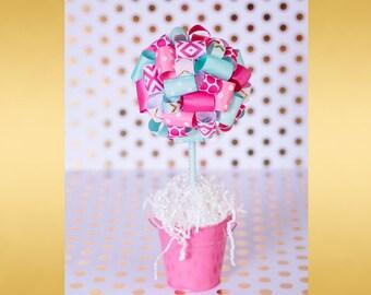 UNIQUE BABY SHOWER Centerpiece / Graduation party centerpiece / Baby shower centerpiece / Graduation centerpiece / Birthday party decor