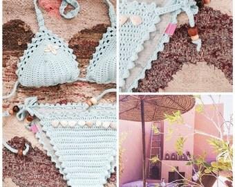 Crochet Bikini Size 75B