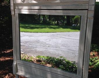 Eastlake, Swivel Mirror