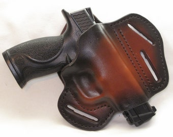Custom handmade Smith and Wesson M&P holster
