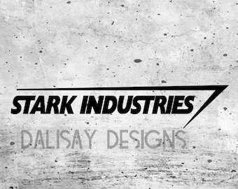 Stark Industries Vinyl Decal