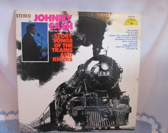 Vintage Vinyle Johnny Cash and the Tennesse/ Vintage Vinyl Johnny Cash and tha Tennesse