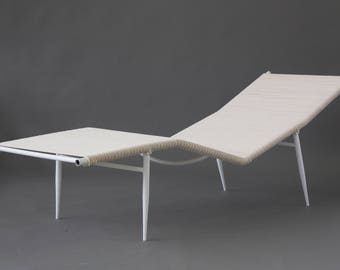 California-Designed Modernist Patio Lounge Chair