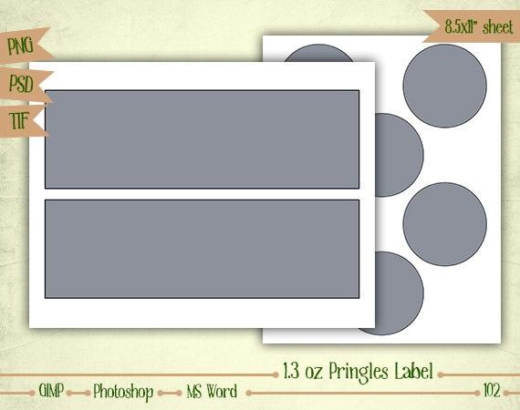 1 3 oz mini pringles labels digital collage sheet layered template t102 from eudanedigital. Black Bedroom Furniture Sets. Home Design Ideas