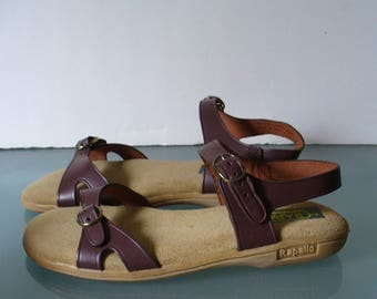 Vintage Rapallo  Made in Italy Sandals