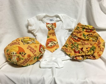 Lion Pride Diaper Cover
