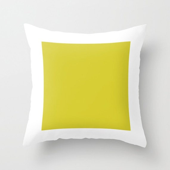 rectangle cushion lime green cushions lime green by gorgeousgd. Black Bedroom Furniture Sets. Home Design Ideas