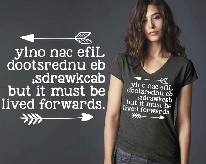 Goodbye Gift | Going Away Gift | Quotes | Graduation Gift | Friend Gift | Daughter Gift | Inspirational T-shirt | Korena Loves