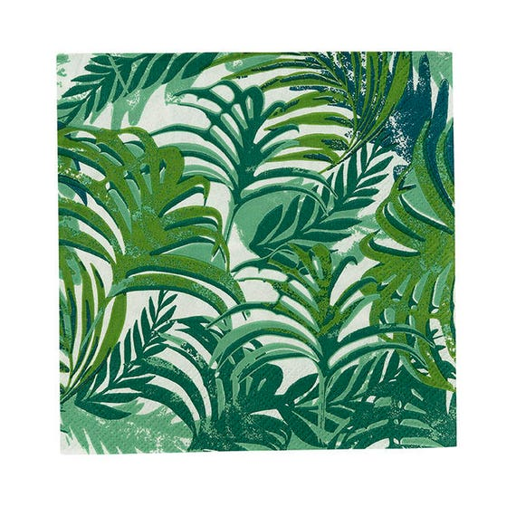 palm leaf napkins