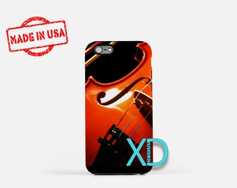 Violin iPhone Case, Orchestra iPhone Case, Violin iPhone 8 Case, iPhone 6s Case, iPhone 7 Case, Phone Case, iPhone X Case, SE Case New