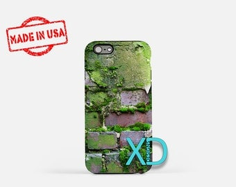 Nature iPhone Case, Scenery iPhone Case, Moss Wall iPhone 8 Case, iPhone 6s Case, iPhone 7 Case, Phone Case, iPhone X Case, SE Case