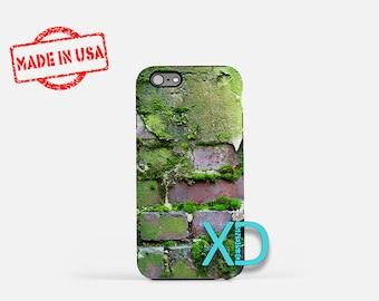 Nature iPhone Case, Scenery iPhone Case, Moss Wall iPhone 6 Case, iPhone 6s Case, iPhone 7 Case, Phone Case, Safe Case, SE Case