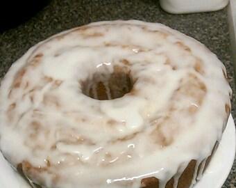 Granny's Lemon Pound Cake