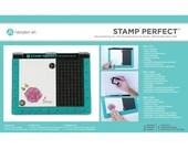 Hampton Art - Stamp Perfect Stamp Positioning Tool