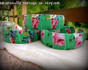 Hair, Headbands, Handmade, Ribbons, Per 1, Accessories, Floral, Jewelry, Country, Shabby Chic
