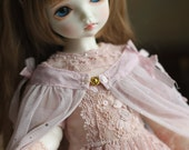 Pink Dream, Clothes set for MSD Girl / Rosenlied Holiday BJD