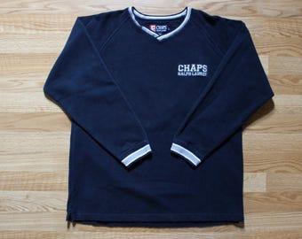 Chaps x Ralph Lauren v-neck sweater