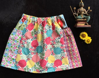 Gathering Treasures Skirt size 1