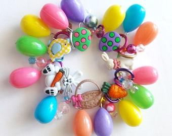 Easter bracelet/Beadiebracelet