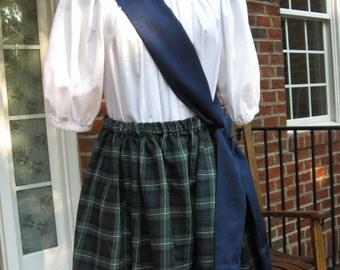 Scottish Highland Dance Choreography Costume - Highland Choreo Set