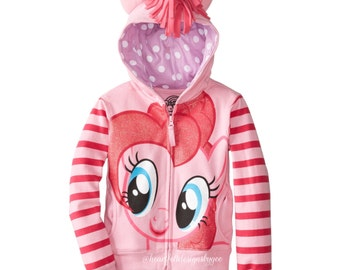 My Little Pony || Pinkie Pie hoodie