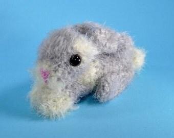 Bunny Herbie Amigurumi crochet pattern