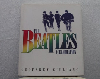 The Beatles: A Celebration, Hardcover Book, 1987