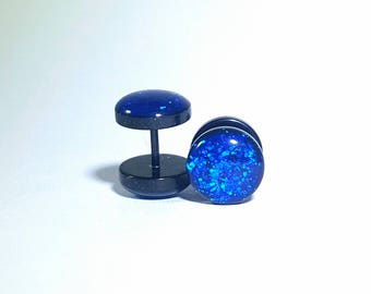 Aquatic Blue Fake Plugs