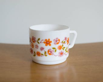 Groovy Floral Mini Mug