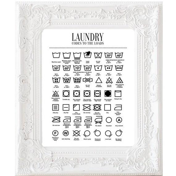 25+ Laundry Symbols Pdf Pics - Sofpaper